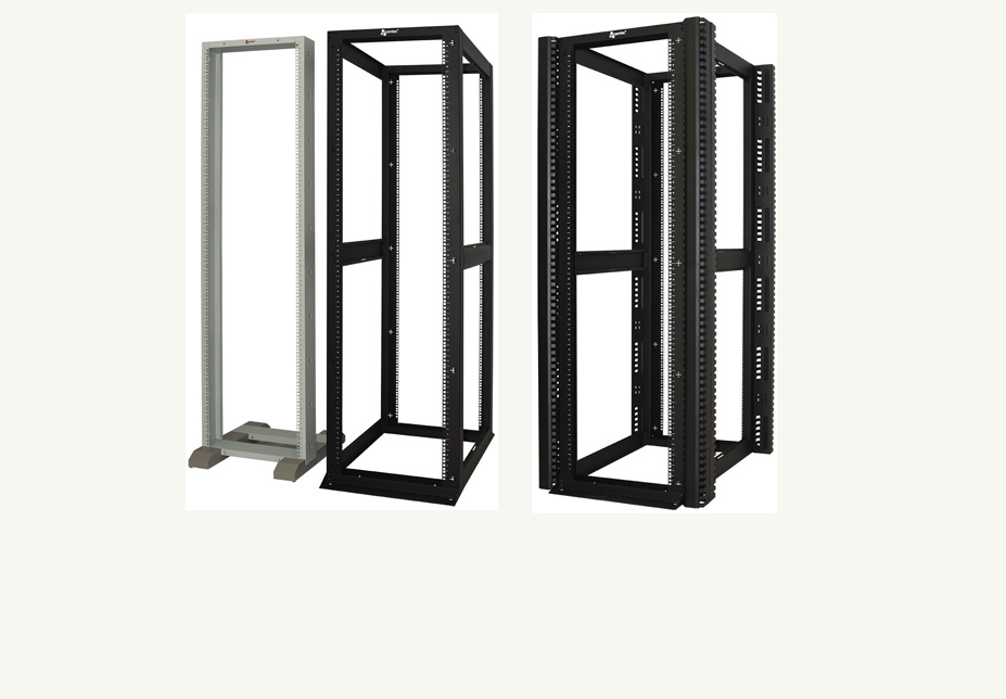 2 POSTS / 4 POSTS  OPEN RACK